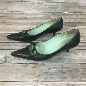 Sigerson Morrison Shoes - Sigerson Morrison Kitten Heel Pump